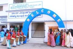 Building Inauguration